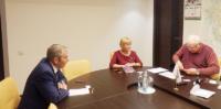 В Объединении РаЭл состоялась рабочая встреча  с руководителем инновационной компании «Ялос»