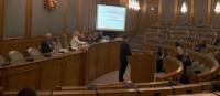 Поправки в Налоговый кодекс и проект федерального закона об изменении пенсионного возраста рассмотрены на  Российской трехсторонней комиссии по регулированию социально-трудовых отношений