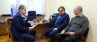 Состоялись рабочие консультации представителей Ассоциации «ЭРА России» и «Всероссийского Электропрофсоюза»