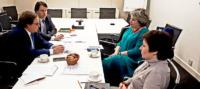 В головном офисе Группы РусГидро прошло совещание по текущим направлениям взаимодействия с Ассоциацией «ЭРА России»