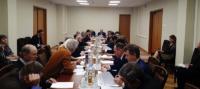 На заседании рабочей группы по защите трудовых прав, охране труда, промышленной и экологической безопасности РТК рассмотрен законопроект о внесении изменений в законодательство о специальной оценке условий труда