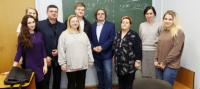 Руководитель Ассоциации поделился опытом работы в сфере социального партнерства с будущими юристами