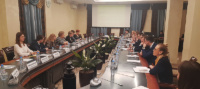 В Общественной палате обсудили перспективы развития Международного форума «Форсаж»