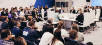 Президент Ассоциации «ЭРА России» выступил с предложениями по кадровому обеспечению в условиях цифровизации на круглом столе, проводимом в рамках Международного форума «Электрические сети»